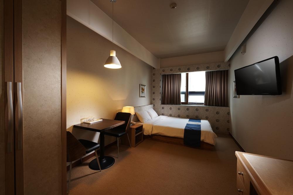KP 飯店, 首爾, 雙人房, 客房