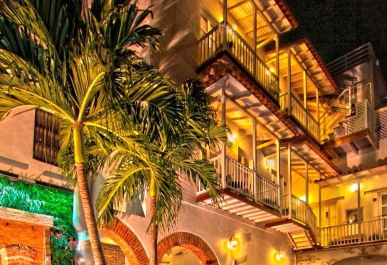 Hotel Boutique Don Pepe, Santa Marta, Kolam Renang Luar Ruangan