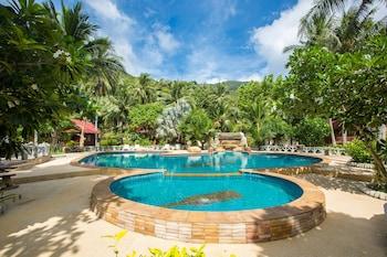 Phangan — zdjęcie hotelu Bottle Beach 1 Resort