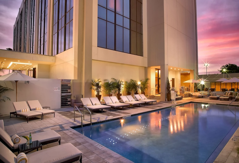 EB Hotel Miami, Miami Springs, Välisilme