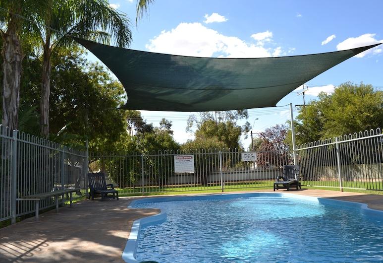 Sturt Motel, Broken Hill, Outdoor Pool