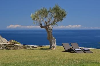 ภาพ Aegea Blue Cycladic Resort ใน Andros
