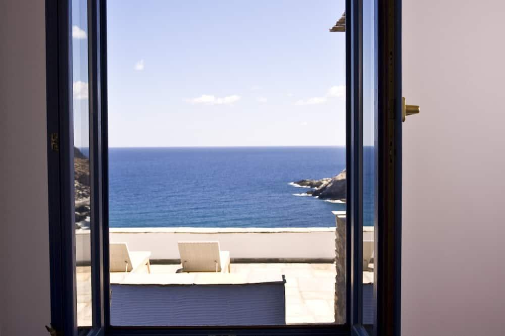 Novomanželské apartmá, výhled na moře - Výhled z pokoje