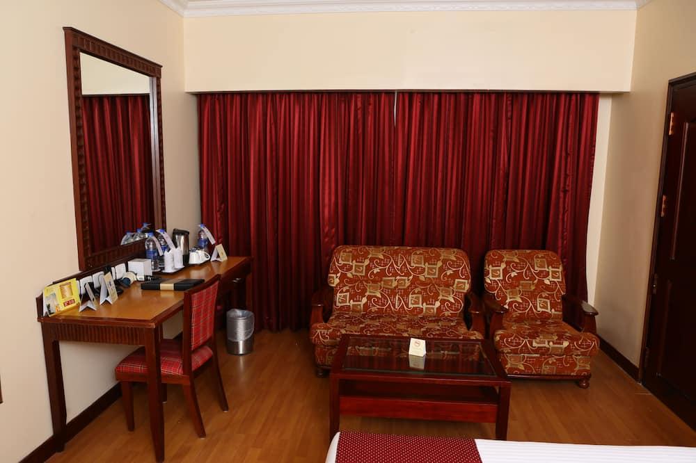 Deluxe kamer - Woonruimte