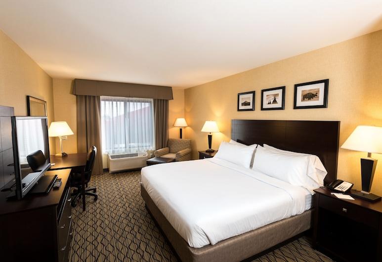 فندق جلاسيير بيكس, براونينغ, جناح - سرير ملكي - لغير المدخنين, غرفة نزلاء