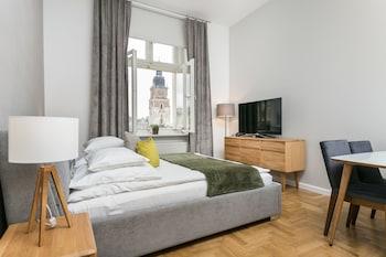 Bilde av Venetian House Market Square Aparthotel i Krakow