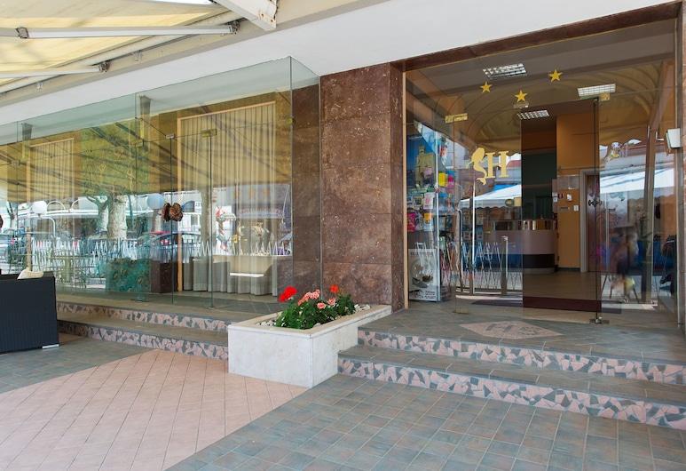 Hotel Sirena, Rimini, Ulaz u hotel