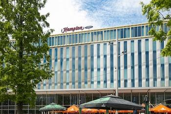 Mynd af Hampton by Hilton Amsterdam / Arena Boulevard í Amsterdam