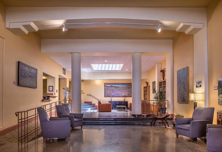 Murray Hotel, Σίλβερ Σίτι, Εσωτερική είσοδος