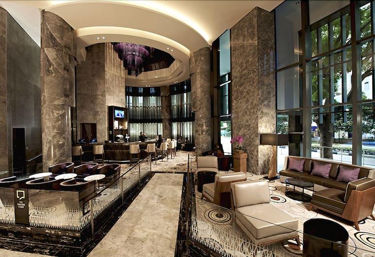 Carlton City Hotel Singapore, Singapura, Lounge Lobi