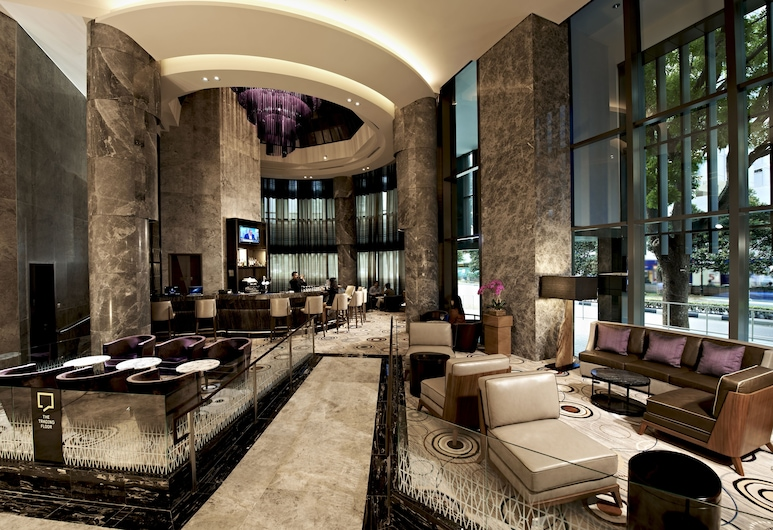 Carlton City Hotel Singapore (SG Clean), Singapore, Lobby Lounge