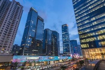 廣州廣州輝盛閣國際公寓的圖片