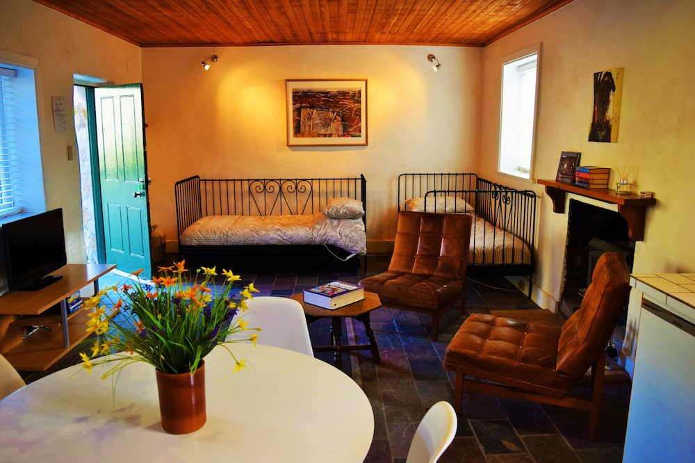 Сімейний котедж, 2 спальні, з видом на внутрішній двір - Житлова площа