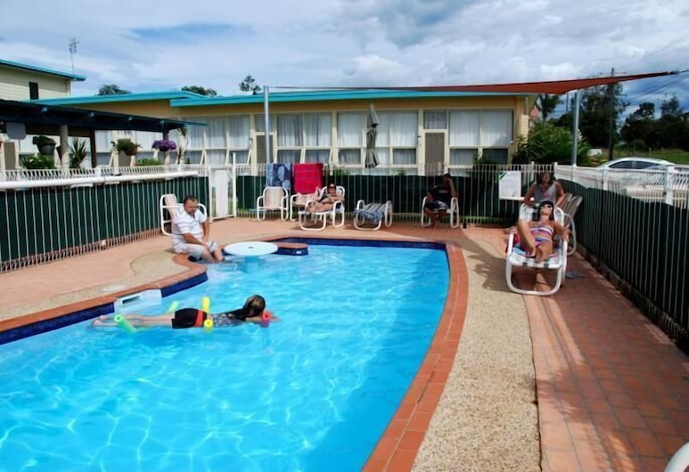Mermaid Holiday Flats, Merimbula