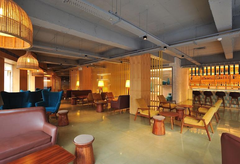 The Anya Hotel, Gurgaon, a Member of Design Hotels, Gurugram, Bar Hotel