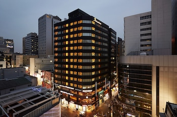 在首尔的九树酒店照片
