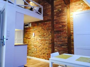 波茲南MTP 公寓酒店的圖片