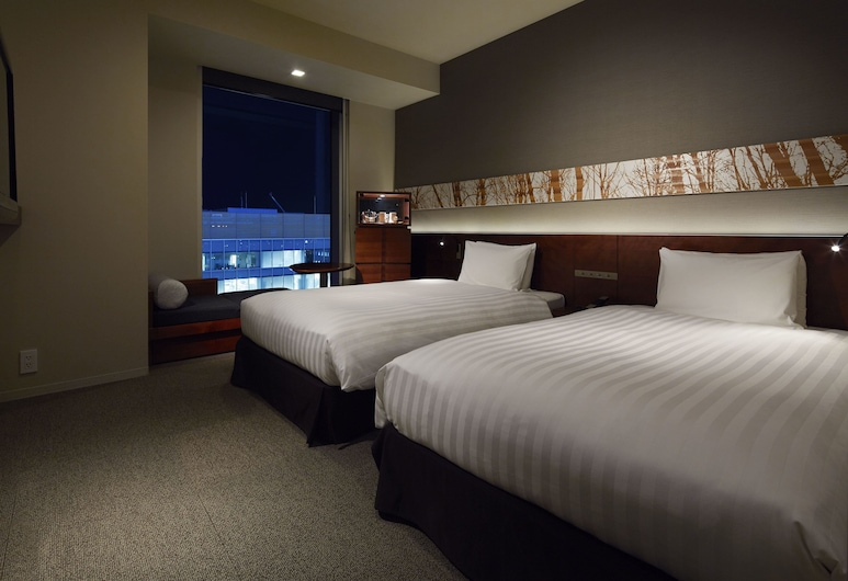 Mitsui Garden Hotel Sendai, Sendai, Standardna Twin soba, za pušače (2 Nights), Soba za goste