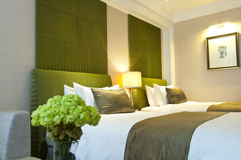 Superior Twin Room, 2 Single Beds - Living Area