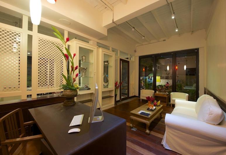 Sabye Bangkok Hotel, Μπανγκόκ, Ρεσεψιόν