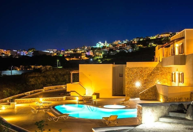 Moonlight Apartments, Santorini
