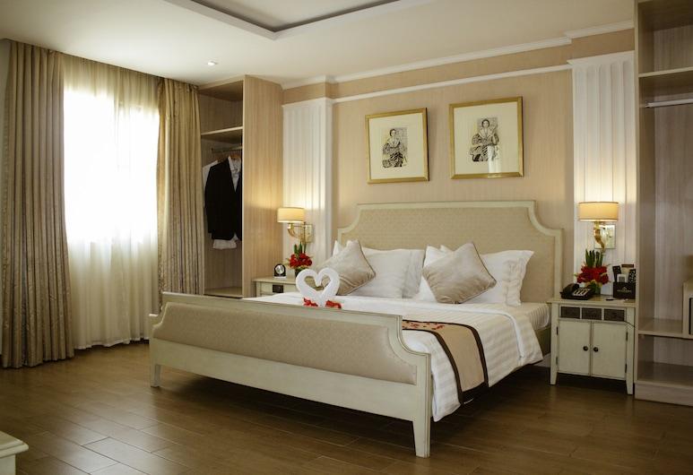 Golden Prince Hotel and Suites, Cebu, Golden Prince Suite (Tower 2) , Svečių kambarys