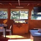 Zimmer (Houseboat) - Wohnbereich