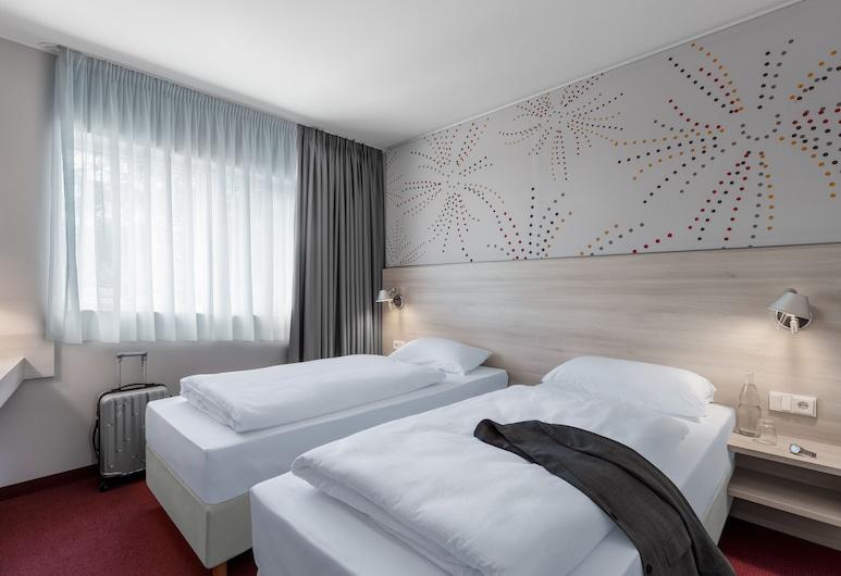 Serways Hotel Steigerwald Süd, Wachenroth, Standard Room, 1 Katil Bujang (Single), Bilik Tamu