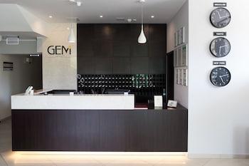Wroclaw — zdjęcie hotelu GEM Hotel