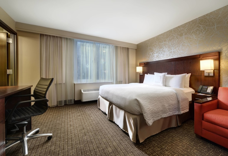 Courtyard New York Manhattan/Times Square West, New York, Standard Room, 1 King Bed, Guest Room
