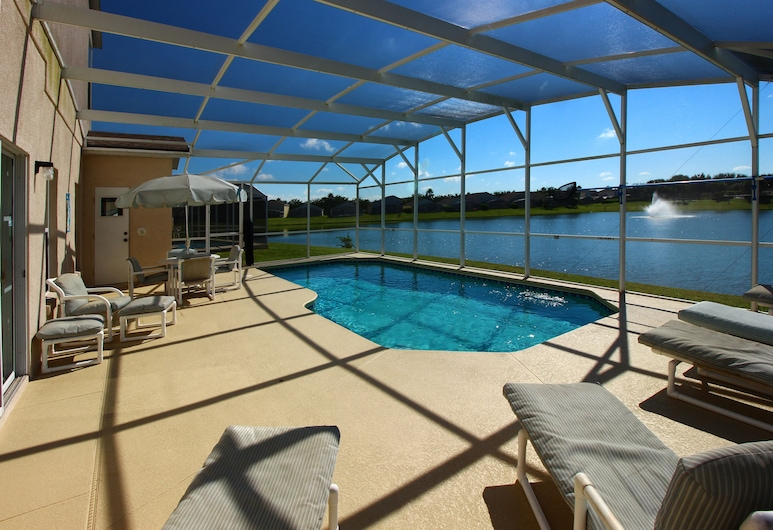 AmSun Vacation Homes, Kissimmee, Basen kryty