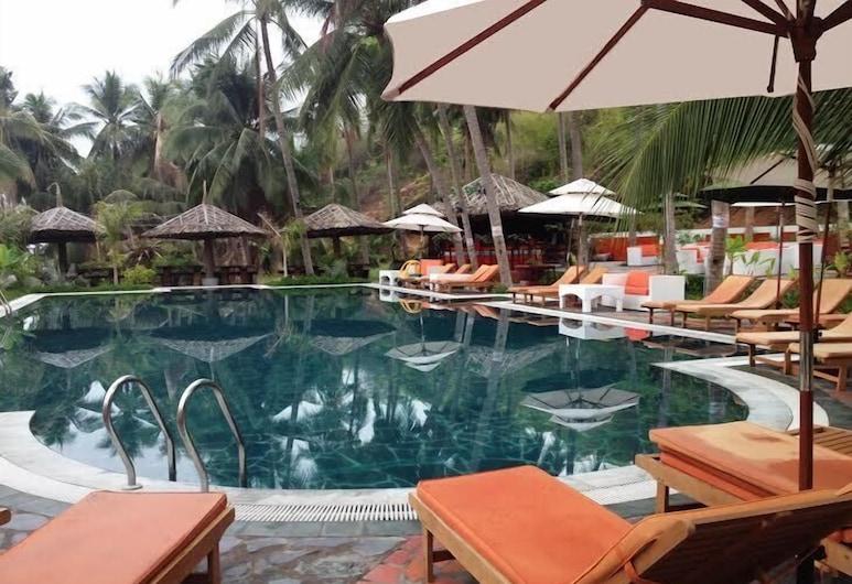 Green Hill Resort & Spa, Phan Thiet, Kolam Terbuka