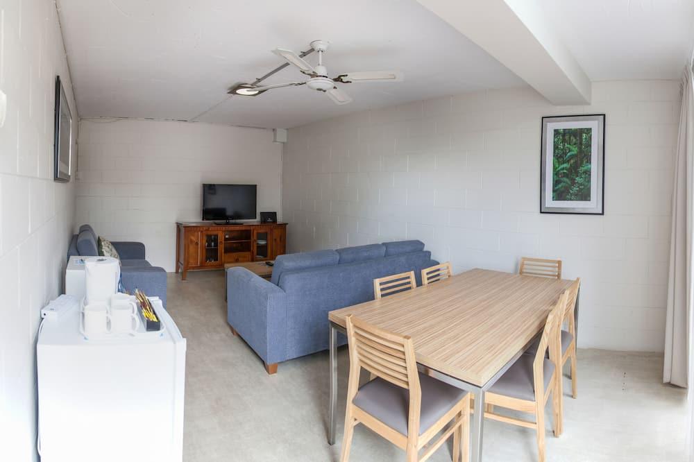 Suite - 2 soveværelser - Stue