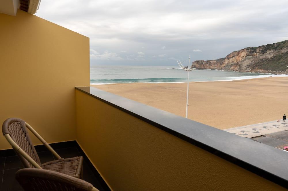 Family Room, Partial Ocean View - Balcony