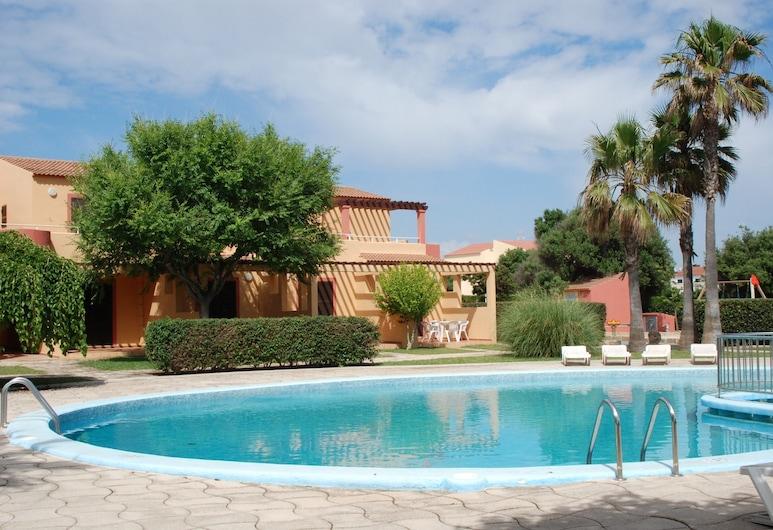 瑟斯阿納瑞斯公寓酒店, Ciutadella de Menorca, 外觀