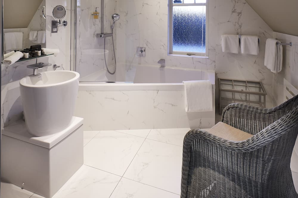 Perhehuone (Deluxe) - Kylpyhuone