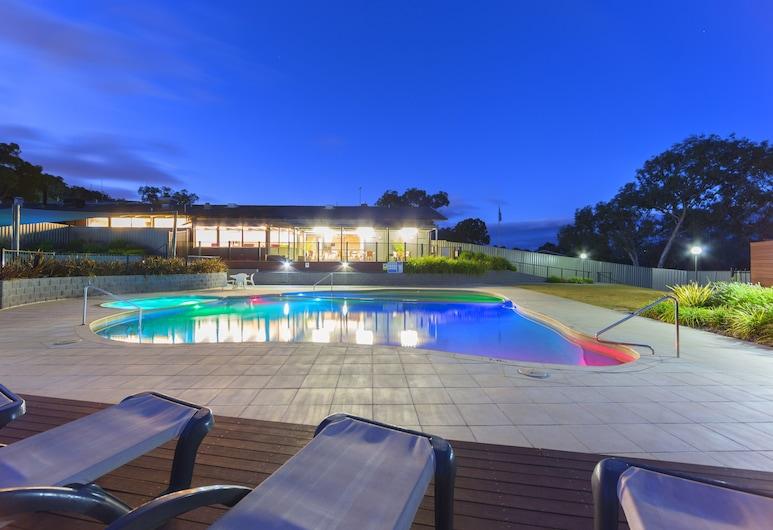 Alivio Tourist Park Canberra, O'connor, Εξωτερική πισίνα