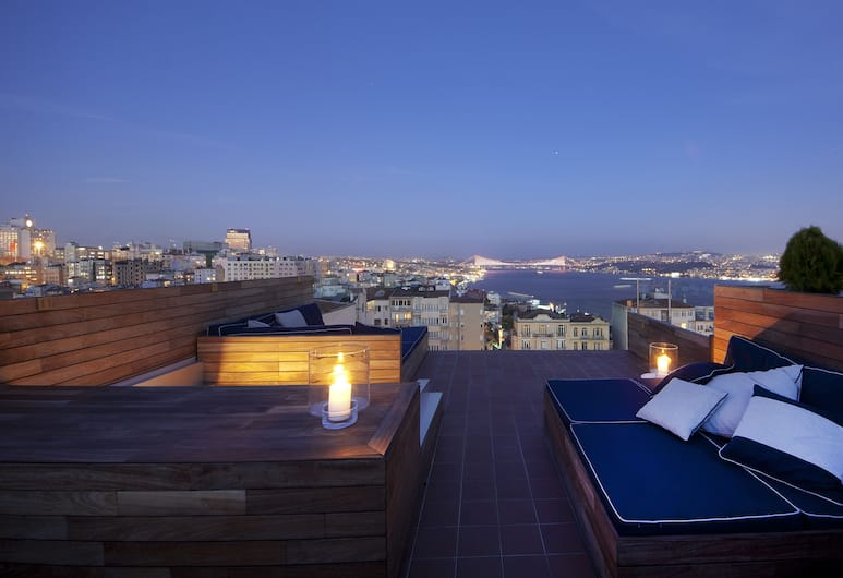 Urban Suites Istanbul, Istanbul, Terrasse/Patio