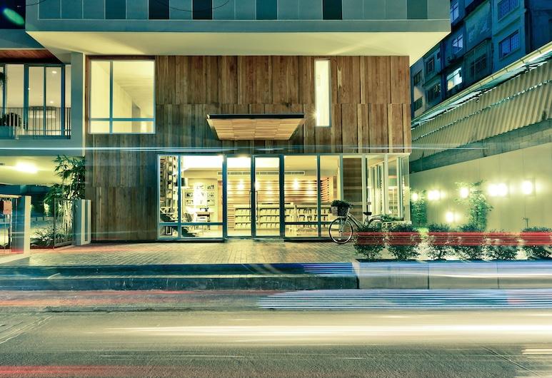 レモンティー ホテル, バンコク, ホテルのフロント - 夕方 / 夜間
