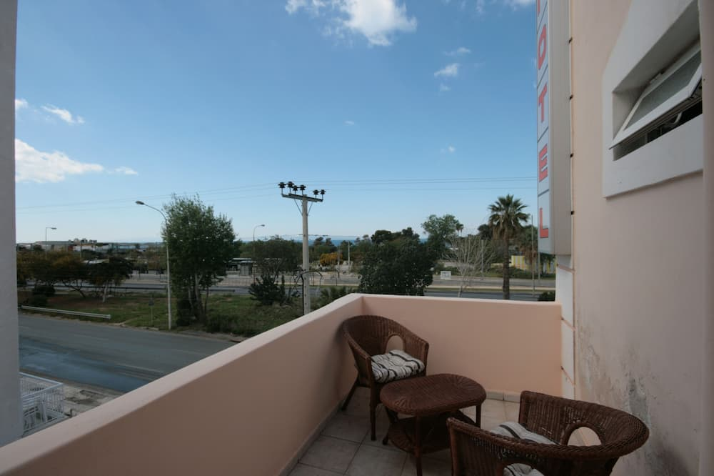 Dvokrevetna soba - Balkon