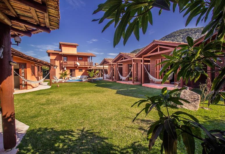 Green Mountain Pousada, Florianopolis, Hotelli territoorium
