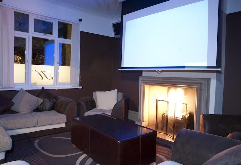 Haveli Hotel, Pontyclun, Standard Double Room, Ruang Tamu