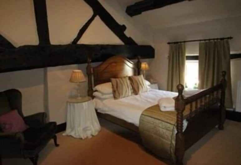 The Three Acres Inn & Restaurant, Huddersfield, Guest Room