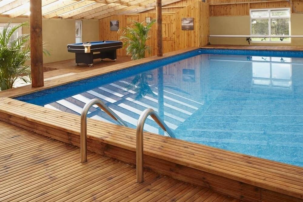 Hus – family, privat bad - Svømmebasseng
