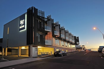 Image de King and Queen Hotel Suites à New Plymouth