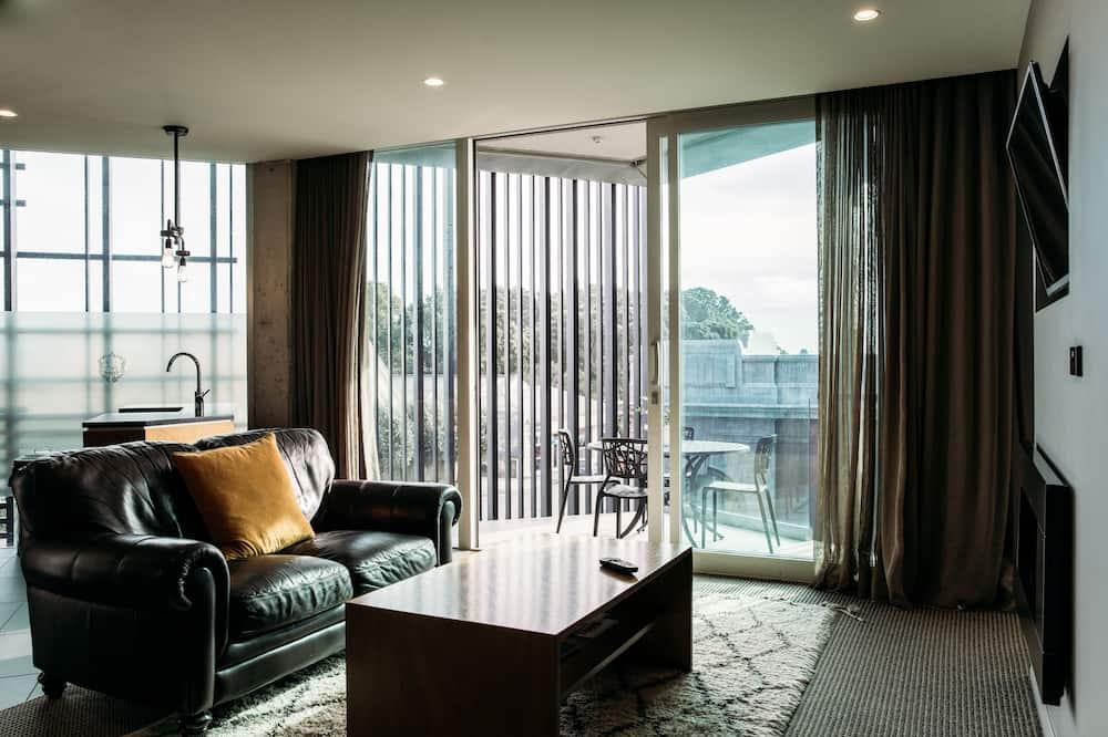 דירה, 2 חדרי שינה - נוף לעיר