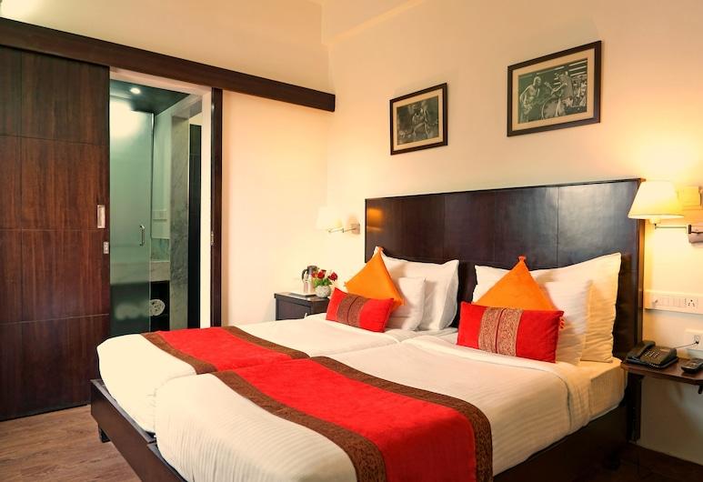 RnB Jaipur, Jaipur, Deluxe Room, Bilik Tamu