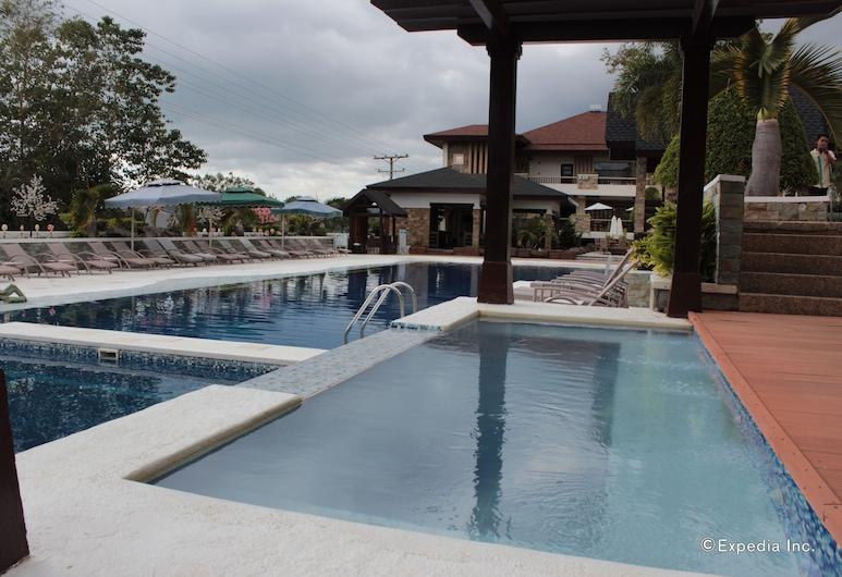 Coron Westown Resort, Coron, Utendørsbasseng