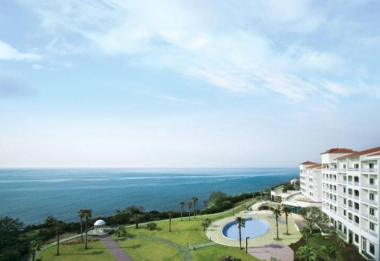濟州島錦湖渡假村, 西歸浦, 飯店景觀