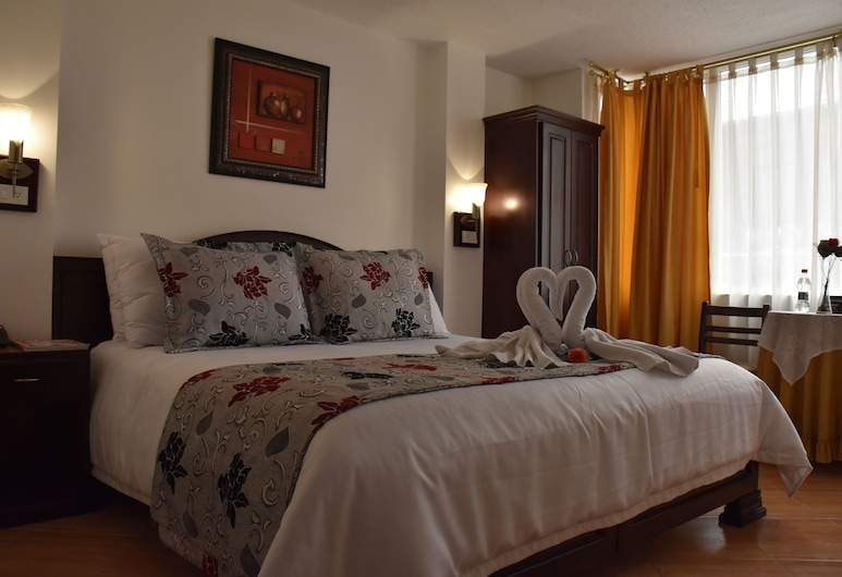 Hotel Plaza Victoria, Ibarra, Standard Double Room, 1 Bedroom, Guest Room